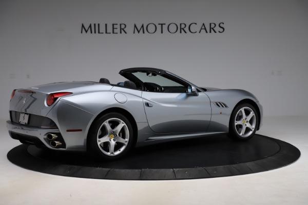 Used 2013 Ferrari California 30 for sale $103,900 at Bugatti of Greenwich in Greenwich CT 06830 8