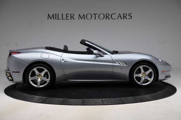 Used 2013 Ferrari California 30 for sale $103,900 at Bugatti of Greenwich in Greenwich CT 06830 9