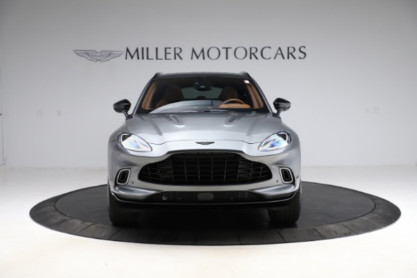 New 2021 Aston Martin DBX for sale $229,486 at Bugatti of Greenwich in Greenwich CT 06830 11
