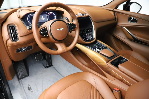 New 2021 Aston Martin DBX for sale $229,486 at Bugatti of Greenwich in Greenwich CT 06830 13