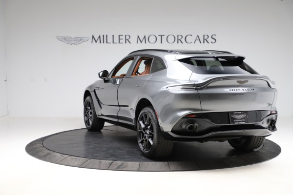 New 2021 Aston Martin DBX for sale $229,486 at Bugatti of Greenwich in Greenwich CT 06830 4