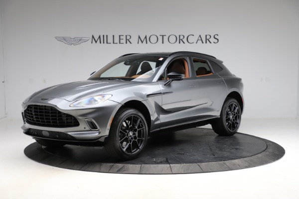 New 2021 Aston Martin DBX for sale $229,486 at Bugatti of Greenwich in Greenwich CT 06830 1