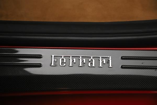 Used 2013 Ferrari 458 Spider for sale Sold at Bugatti of Greenwich in Greenwich CT 06830 27