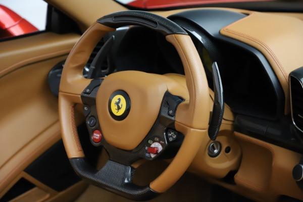 Used 2013 Ferrari 458 Spider for sale Sold at Bugatti of Greenwich in Greenwich CT 06830 28