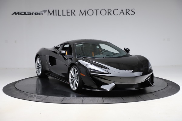 Used 2019 McLaren 570S for sale $177,900 at Bugatti of Greenwich in Greenwich CT 06830 10