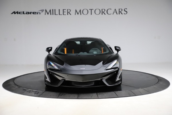 Used 2019 McLaren 570S for sale $177,900 at Bugatti of Greenwich in Greenwich CT 06830 11