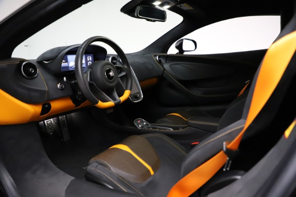 Used 2019 McLaren 570S for sale $177,900 at Bugatti of Greenwich in Greenwich CT 06830 16