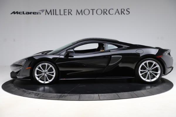 Used 2019 McLaren 570S for sale $177,900 at Bugatti of Greenwich in Greenwich CT 06830 2