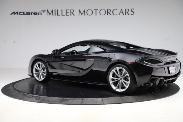 Used 2019 McLaren 570S for sale $177,900 at Bugatti of Greenwich in Greenwich CT 06830 3