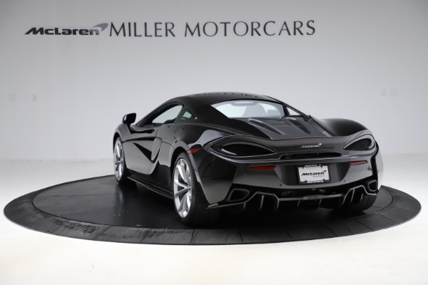 Used 2019 McLaren 570S for sale $177,900 at Bugatti of Greenwich in Greenwich CT 06830 4