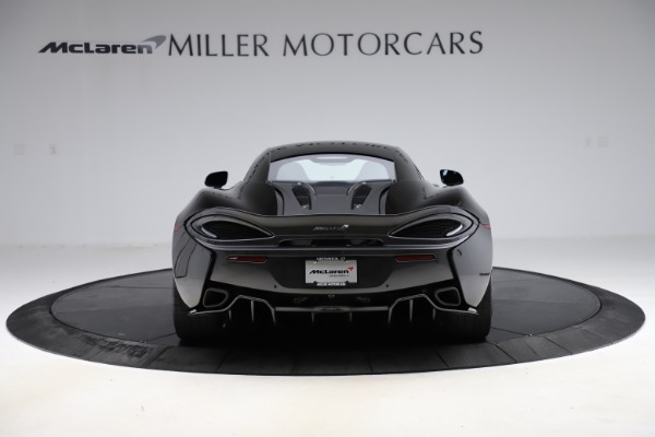 Used 2019 McLaren 570S for sale $177,900 at Bugatti of Greenwich in Greenwich CT 06830 5