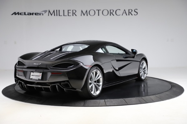 Used 2019 McLaren 570S for sale $177,900 at Bugatti of Greenwich in Greenwich CT 06830 6