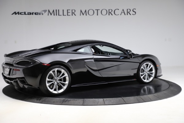 Used 2019 McLaren 570S for sale $177,900 at Bugatti of Greenwich in Greenwich CT 06830 7