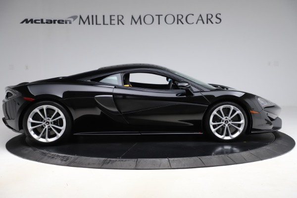 Used 2019 McLaren 570S for sale $177,900 at Bugatti of Greenwich in Greenwich CT 06830 8
