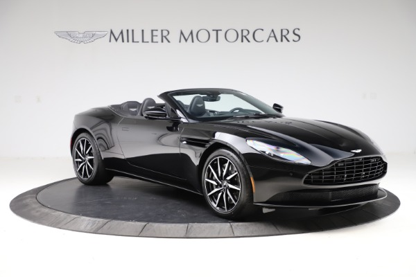 New 2021 Aston Martin DB11 Volante Convertible for sale $254,416 at Bugatti of Greenwich in Greenwich CT 06830 10