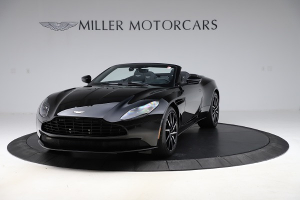 New 2021 Aston Martin DB11 Volante Convertible for sale $254,416 at Bugatti of Greenwich in Greenwich CT 06830 12