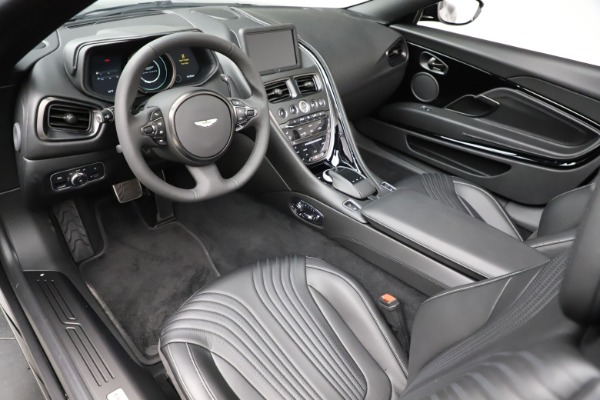 New 2021 Aston Martin DB11 Volante Convertible for sale $254,416 at Bugatti of Greenwich in Greenwich CT 06830 13
