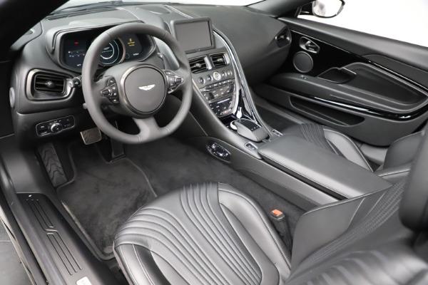 New 2021 Aston Martin DB11 Volante for sale Sold at Bugatti of Greenwich in Greenwich CT 06830 13