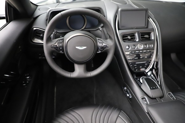 New 2021 Aston Martin DB11 Volante Convertible for sale $254,416 at Bugatti of Greenwich in Greenwich CT 06830 17