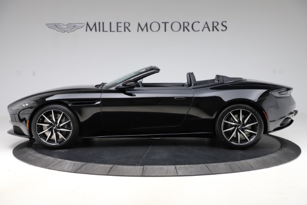 New 2021 Aston Martin DB11 Volante for sale $254,416 at Bugatti of Greenwich in Greenwich CT 06830 2
