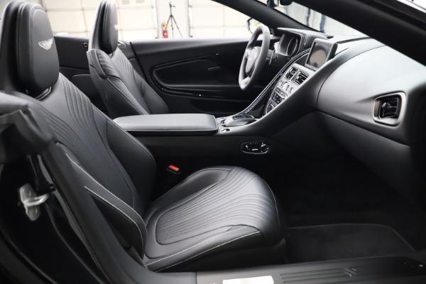 New 2021 Aston Martin DB11 Volante for sale Sold at Bugatti of Greenwich in Greenwich CT 06830 20