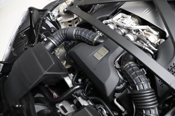 New 2021 Aston Martin DB11 Volante for sale Sold at Bugatti of Greenwich in Greenwich CT 06830 22