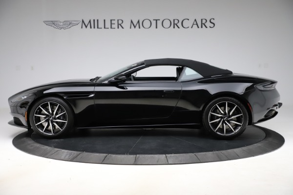New 2021 Aston Martin DB11 Volante Convertible for sale $254,416 at Bugatti of Greenwich in Greenwich CT 06830 25