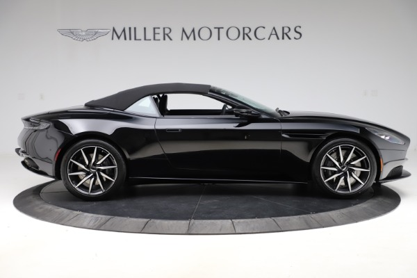 New 2021 Aston Martin DB11 Volante Convertible for sale $254,416 at Bugatti of Greenwich in Greenwich CT 06830 28