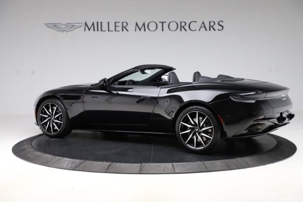 New 2021 Aston Martin DB11 Volante for sale $254,416 at Bugatti of Greenwich in Greenwich CT 06830 3