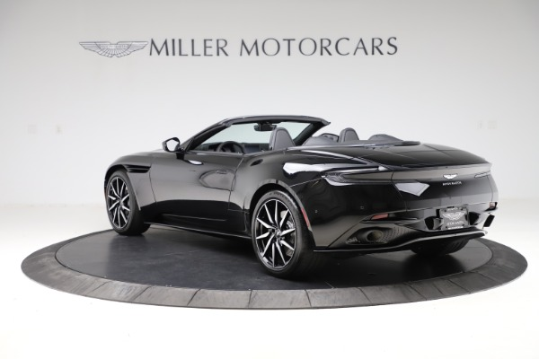 New 2021 Aston Martin DB11 Volante Convertible for sale $254,416 at Bugatti of Greenwich in Greenwich CT 06830 4