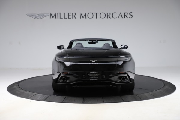 New 2021 Aston Martin DB11 Volante Convertible for sale $254,416 at Bugatti of Greenwich in Greenwich CT 06830 5