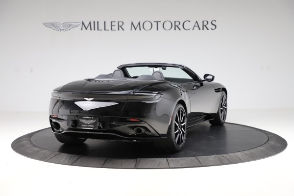 New 2021 Aston Martin DB11 Volante Convertible for sale $254,416 at Bugatti of Greenwich in Greenwich CT 06830 6