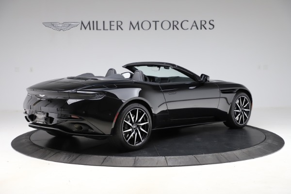 New 2021 Aston Martin DB11 Volante Convertible for sale $254,416 at Bugatti of Greenwich in Greenwich CT 06830 7