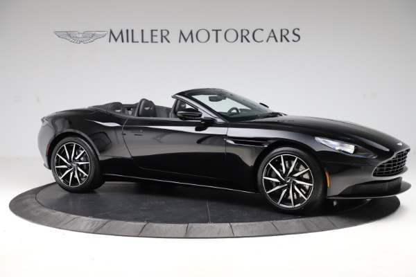 New 2021 Aston Martin DB11 Volante for sale $254,416 at Bugatti of Greenwich in Greenwich CT 06830 9
