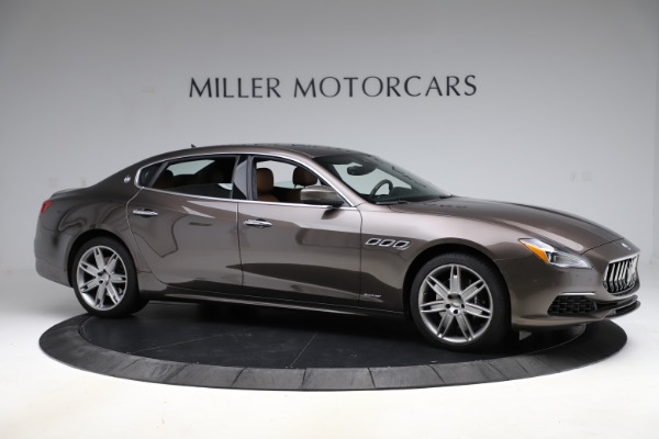 Used 2018 Maserati Quattroporte S Q4 GranLusso for sale Sold at Bugatti of Greenwich in Greenwich CT 06830 10