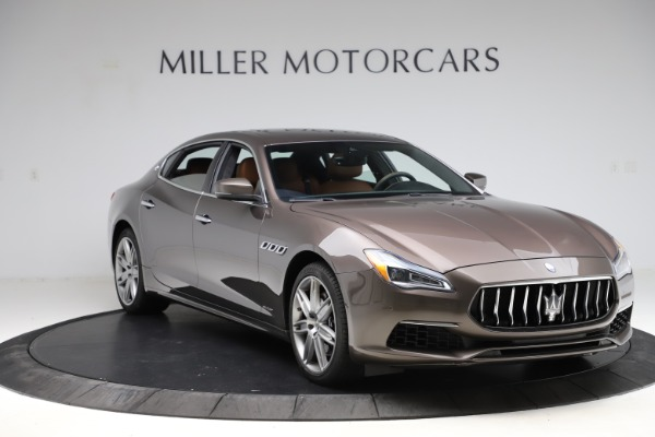 Used 2018 Maserati Quattroporte S Q4 GranLusso for sale Sold at Bugatti of Greenwich in Greenwich CT 06830 11