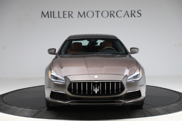 Used 2018 Maserati Quattroporte S Q4 GranLusso for sale Sold at Bugatti of Greenwich in Greenwich CT 06830 12