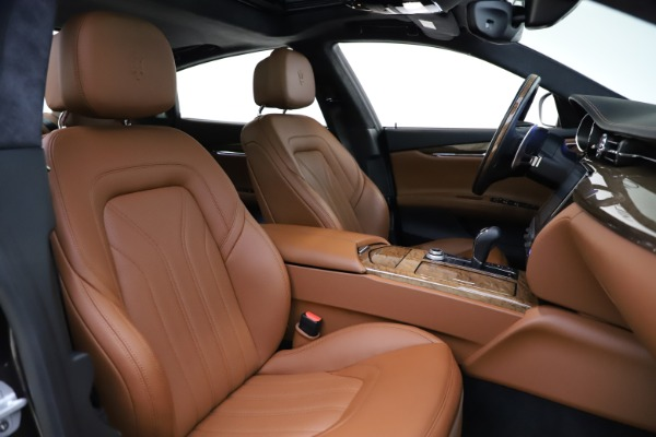 Used 2018 Maserati Quattroporte S Q4 GranLusso for sale Sold at Bugatti of Greenwich in Greenwich CT 06830 23