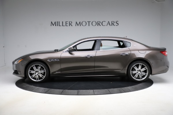 Used 2018 Maserati Quattroporte S Q4 GranLusso for sale Sold at Bugatti of Greenwich in Greenwich CT 06830 3