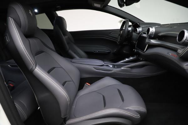 Used 2020 Ferrari GTC4Lusso for sale $264,900 at Bugatti of Greenwich in Greenwich CT 06830 19