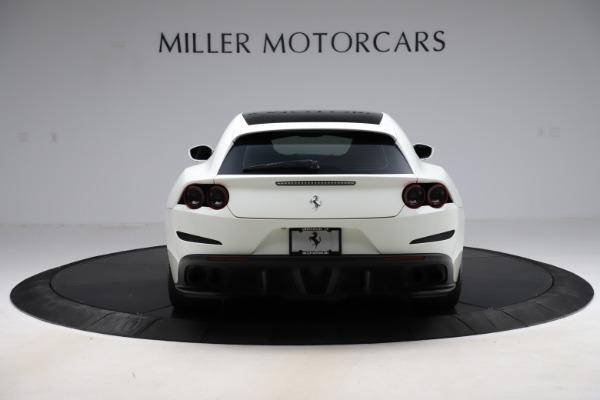 Used 2020 Ferrari GTC4Lusso for sale $264,900 at Bugatti of Greenwich in Greenwich CT 06830 6