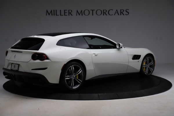 Used 2020 Ferrari GTC4Lusso for sale $264,900 at Bugatti of Greenwich in Greenwich CT 06830 8