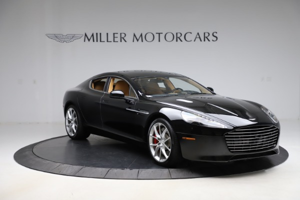 Used 2016 Aston Martin Rapide S for sale $123,900 at Bugatti of Greenwich in Greenwich CT 06830 10