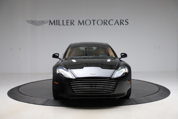 Used 2016 Aston Martin Rapide S for sale $123,900 at Bugatti of Greenwich in Greenwich CT 06830 11
