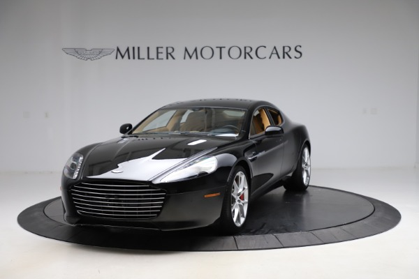 Used 2016 Aston Martin Rapide S for sale $123,900 at Bugatti of Greenwich in Greenwich CT 06830 12