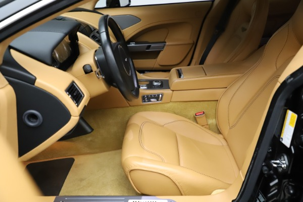 Used 2016 Aston Martin Rapide S for sale $123,900 at Bugatti of Greenwich in Greenwich CT 06830 14