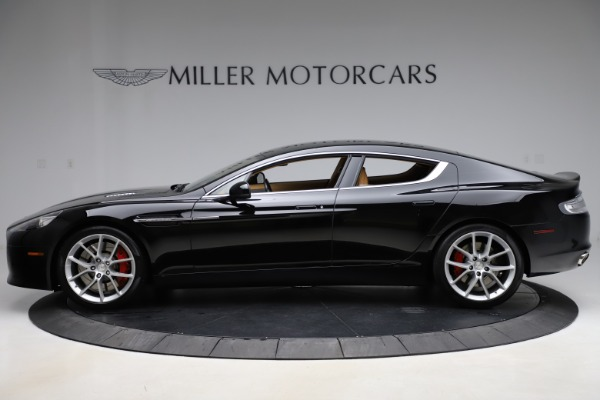 Used 2016 Aston Martin Rapide S for sale $123,900 at Bugatti of Greenwich in Greenwich CT 06830 2
