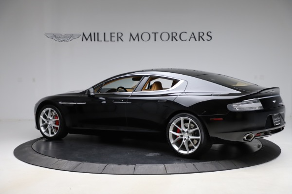 Used 2016 Aston Martin Rapide S for sale $123,900 at Bugatti of Greenwich in Greenwich CT 06830 3
