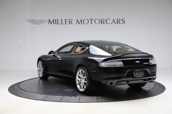 Used 2016 Aston Martin Rapide S for sale $123,900 at Bugatti of Greenwich in Greenwich CT 06830 4