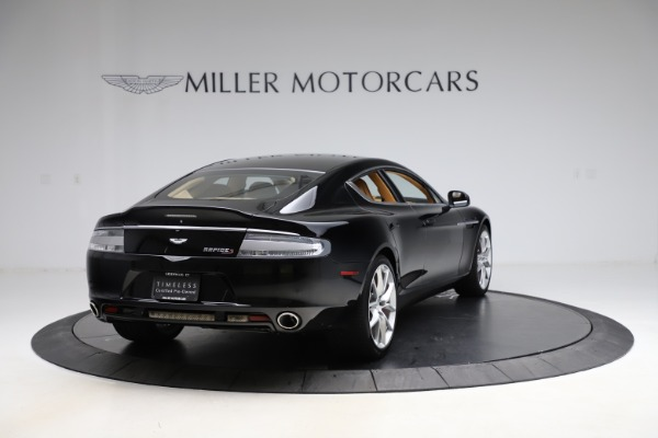 Used 2016 Aston Martin Rapide S for sale $123,900 at Bugatti of Greenwich in Greenwich CT 06830 6